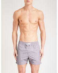 Frescobol Carioca - Ipanema Shell Sport Shorts - Lyst