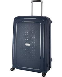 Samsonite - Lite-biz Four-wheel Cabin Suitcase 55cm - Lyst