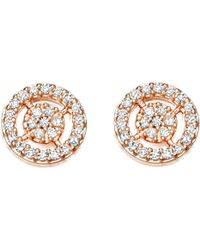 Astley Clarke - Mini Icon Aura Stud Earrings - Lyst