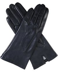 Dents | Classic Silk-lined Leather Gloves | Lyst
