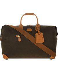 Bric's - Life Clipper Holdall - Lyst