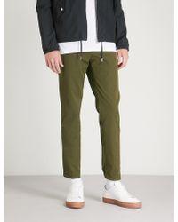 Slowear - Slim-fit Stretch-cotton Trousers - Lyst