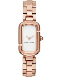 Marc Jacobs - Mj3505 The Jacobs Stainless Steel Watch - Lyst