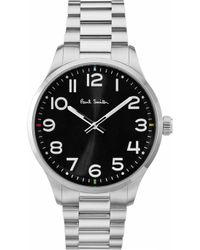 Paul Smith - Tempo P10064 Stainless Steel Watch - Lyst