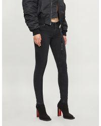 Maje - Skinny Low-rise Jeans - Lyst