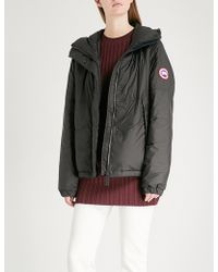 Canada Goose - Campden Hooded Shell-down Jacket - Lyst