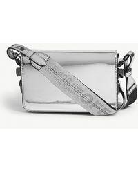 16ddb665856f Off-White c o Virgil Abloh - Mirror Binder Clip Mini Shoulder Bag -