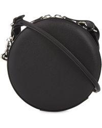 Vivienne Westwood - Anglomania Johanna Medium Round Leather Cross-body Bag - Lyst
