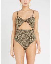 Mara Hoffman - Kia One-piece Swimsuit - Lyst