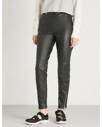3.1 Phillip Lim - Skinny Leather Leggings - Lyst