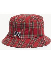 Obey - Dayton Bucket Hat - Lyst