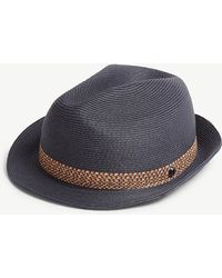 de3e6dc77ea239 Men's Ted Baker Hats - Lyst