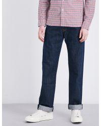 Levi's - 501 Original Regular-fit Straight Jeans - Lyst
