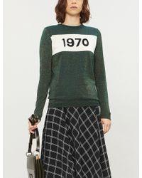 Bella Freud - 1970 Wool Blend Sweater - Lyst