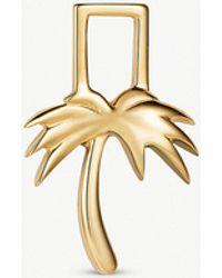 The Alkemistry - Robinson Pelham 14ct Yellow Gold Palm Tree Earwish - Lyst