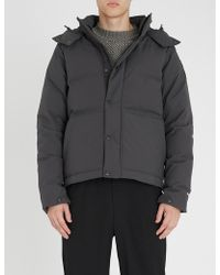 The North Face - Box Canyon Shell And Down-blend Jacket - Lyst