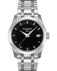 Tissot - T0352101101100 Couturier Stainless Steel Watch - Lyst
