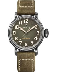 Zenith - 11.1940.679/63.c800 Pilot Type 20 Extra Special Automatic Watch - Lyst