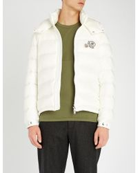 Moncler - Down-filled Hooded Shell Jacket - Lyst