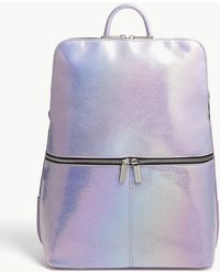 Skinnydip London - Iridescent Faux-leather Backpack - Lyst