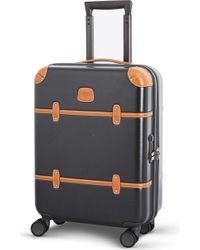 Bric's Bellagio Four-wheel Cabin Suitcase 55cm