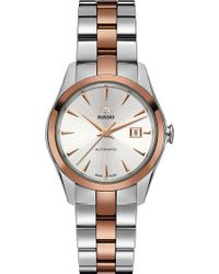 Rado - R32087112 Hyperchrome Stainless Steel And Ceramos Watch - Lyst