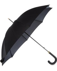 Fulton - Minister Black Umbrella - Lyst