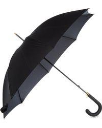 Fulton - Minister Black Umbrella - Lyst