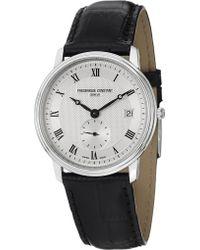 Frederique Constant - Fc245m4s6 Slim Line Watch - Lyst