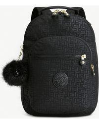 Kipling - Clas Seoul Shell Backpack - Lyst