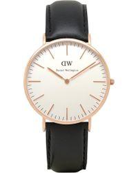 Daniel Wellington - 0107dw Classic Sheffield Watch - Lyst