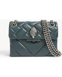 Kurt Geiger Kensington Mini Leather Shoulder Bag