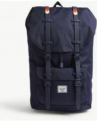 Herschel Supply Co. | Little America Canvas Backpack | Lyst
