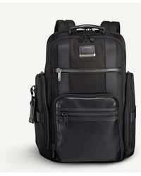 6cd41b6e4 Tumi Alpha Bravo Sheppard Deluxe Backpack in Black - Lyst