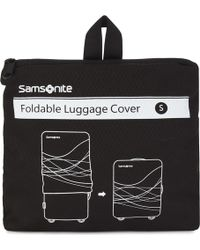 Samsonite - Foldaway Small luggage Cover - Lyst