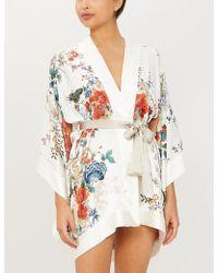 Meng - Short Kimono - Lyst