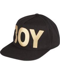 BOY London - Snapback Trucker Cap - Lyst