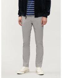 939c4c9bd Polo Ralph Lauren - Slim-fit Stretch-cotton Straight-leg Trousers - Lyst