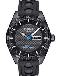 Tissot - T1004303720100 Stainless Steel-plated Watch - Lyst