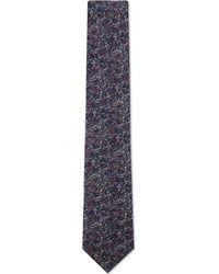 Duchamp - Ditsy Floral Silk Tie - Lyst