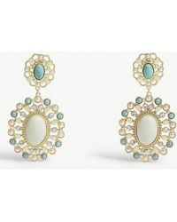 BaubleBar - Tasma Drop Earrings - Lyst