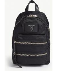 Marc Jacobs - Ladies Black Biker Nylon Backpack - Lyst