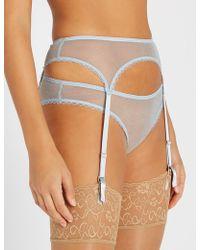 Myla - Verity Close Mesh Suspenders - Lyst