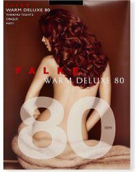 Falke - Deluxe 80 Tights - Lyst