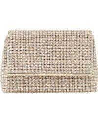 Dune - Everlina Diamante-embellished Clutch Bag - Lyst