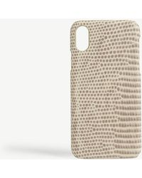 The Case Factory - Varan Leather Iphone 7/8 Phone Case - Lyst
