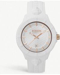Versus - Spoy240018 Tokyo R Silicone Watch - Lyst