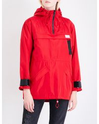 Chocoolate - Hooded Shell Jacket - Lyst