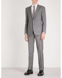 Ralph Lauren Purple Label - Tailored-fit Wool Suit - Lyst