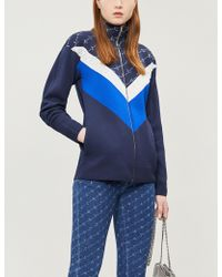 Stella McCartney - Stretch Jersey Jacket - Lyst